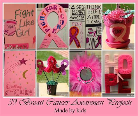 breast cancer craft projects dipity 39 breast cancer awareness projects