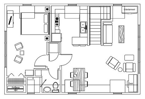 draft a blueprint of your home furniture floor plan decobizz