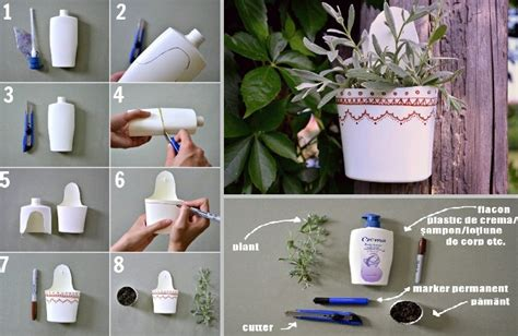 diy plastic creative recycling tutorial using plastic bottle home
