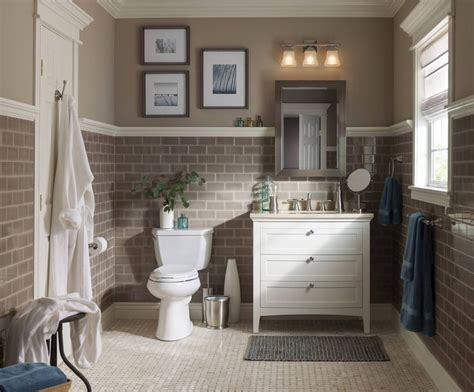 Neutral Bathroom Color Schemes by Pretty Bath The Neutral Colors Bathrooms