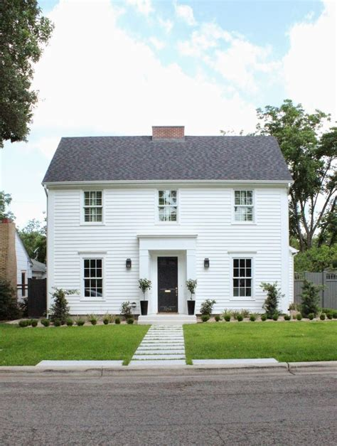 Colonial Farmhouse best 25 modern colonial ideas on pinterest colonial