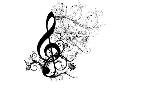 treble clef tattoo designs tattoo ideas pictures