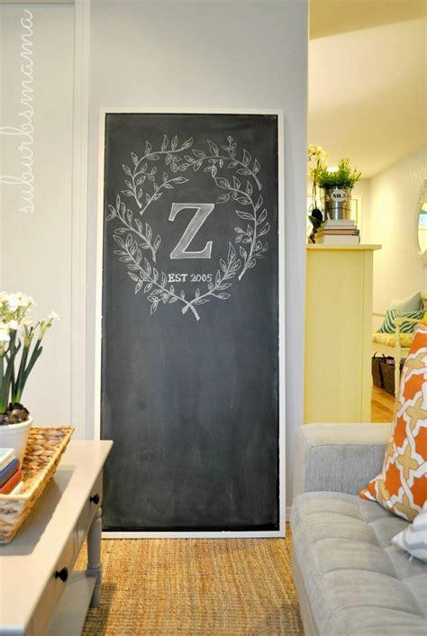 Suburbs Diy Large Chalkboard