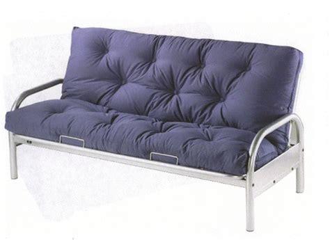 metal frame sofa bed metal futon sofa bed