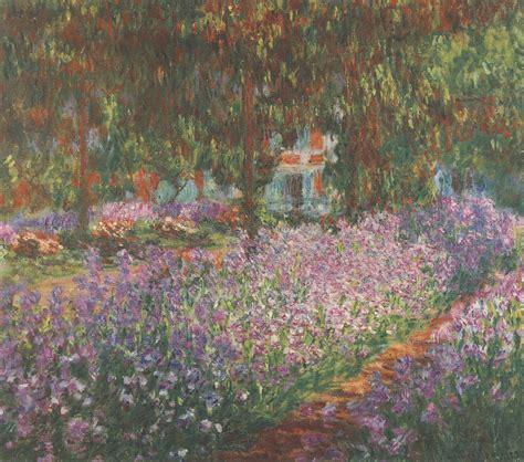 Der Garten Claude Monet In Giverny by Monet Claude Monets Garten Bei Giverny Zeno Org