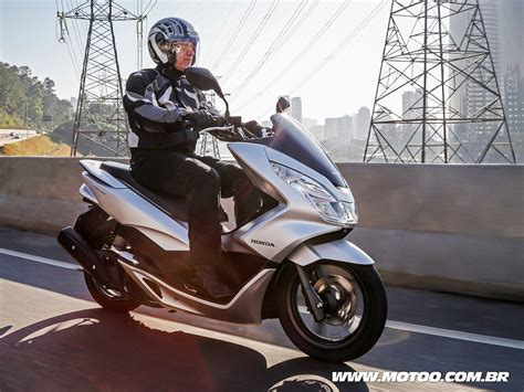 Moto Pcx 2018 Fotos by Honda Pcx 2018 Segue Sem Grandes Mudan 231 As E Mant 233 M Pre 231 O