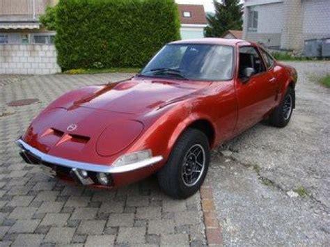 1974 Opel Gt by 1974 Opel Gt 224 Vendre Annonces Voitures Anciennes De