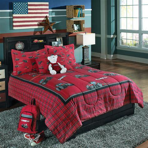 tractor bedding set ih comforter shop ih