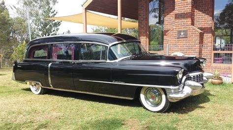 1955 Cadillac Hearse by Vintage 1955 Cadillac Meteor Hearse For Sale