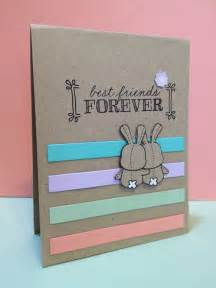 cards to make for your best friend best friends forever greeting card 4 25 quot x 5 50 quot bff