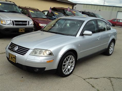 2003 Volkswagen Passat W8 by 2003 Volkswagen Passat W8 4motion For Sale In Cincinnati