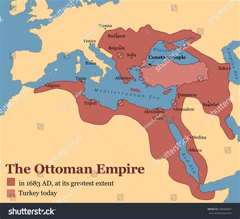 who was in the ottoman empire the ottoman empire at its greatest extent in 1683 and