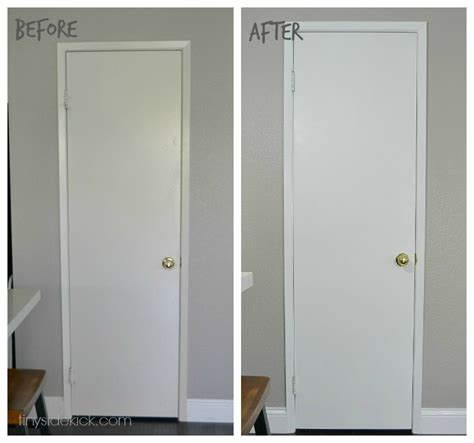 interior painted doors how to paint interior doors like a pro