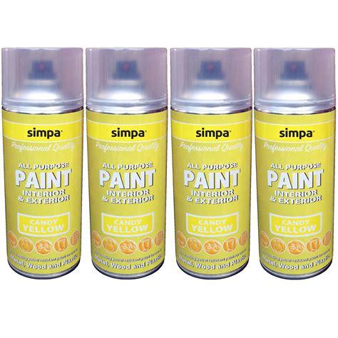 spray paint cracking gloss simpa professional diy car anti