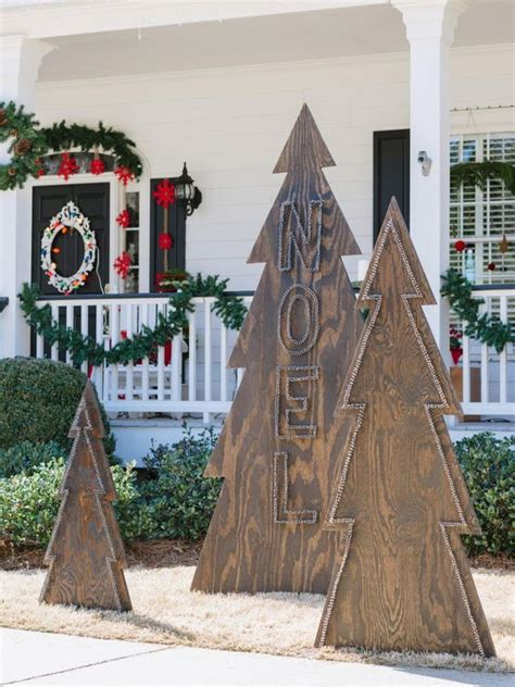 40 rustic outdoor decorations ideas