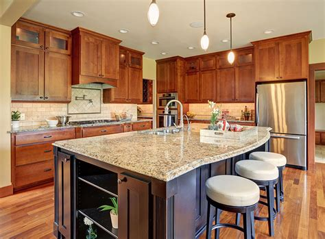 kitchen cabinets light granite light wood kitchen cabinets with black countertops rooms