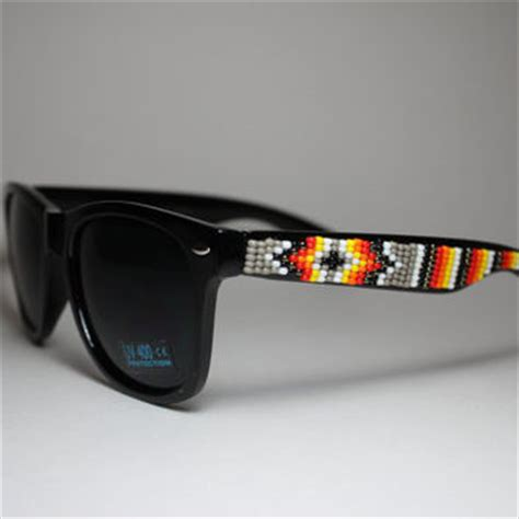 beaded sunglasses shop american beaded sunglasses on wanelo