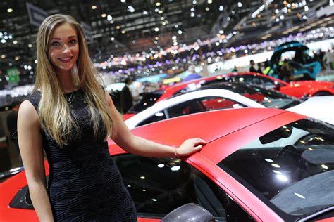 motor show at the 2017 geneva motor show autoevolution