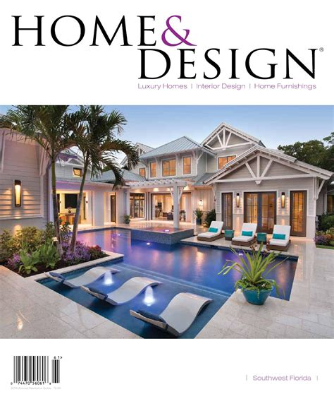 house and home magazine home design magazine annual resource guide 2016