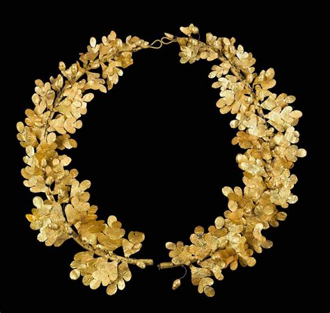 ancient jewelry from mycenaean to hellenistic jewellery neos kosmos