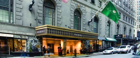 new york roosevelt hotel new york 1 2 price with hotel direct