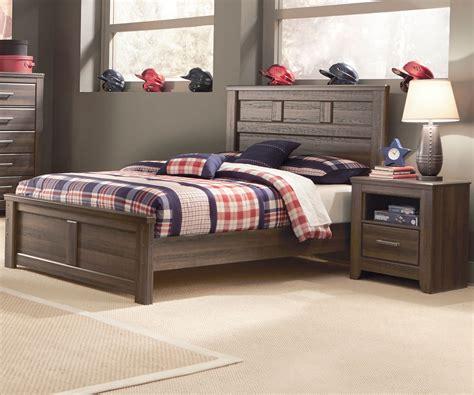 b251 juararo panel bed boys full size beds ashley kids