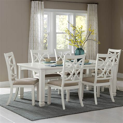 white dining room sets get design of the white dining room set designinyou decor