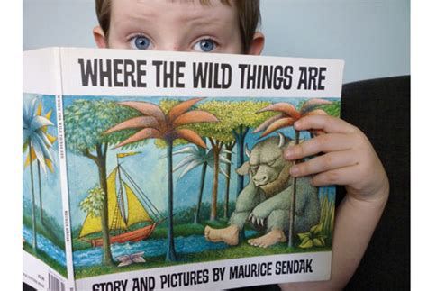 where the things are picture book pdf eye on fiction where the things are the psychologist