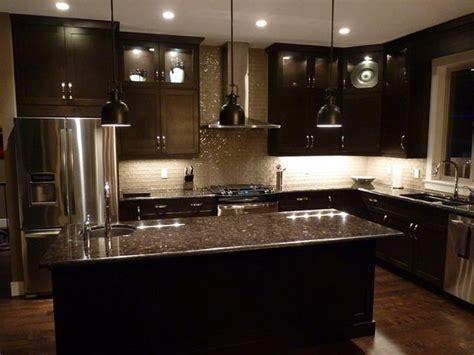 Dark Kitchen Cabinet Ideas kitchen remodeling black brown kitchen cabinets black