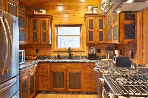 cabin kitchen cabinets rustic kitchen cabinets cabin cabinetry knotty alder