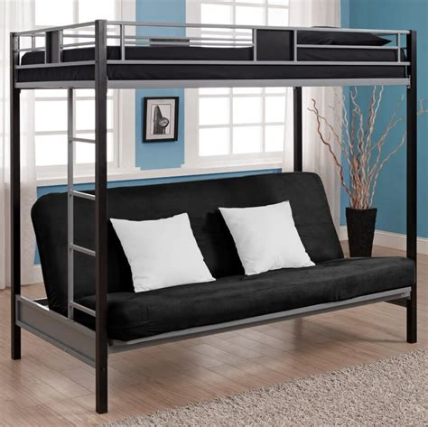 bunk beds with a futon 16 different types of bunk beds ultimate bunk buying guide