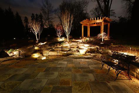 landscape lighting services northern va