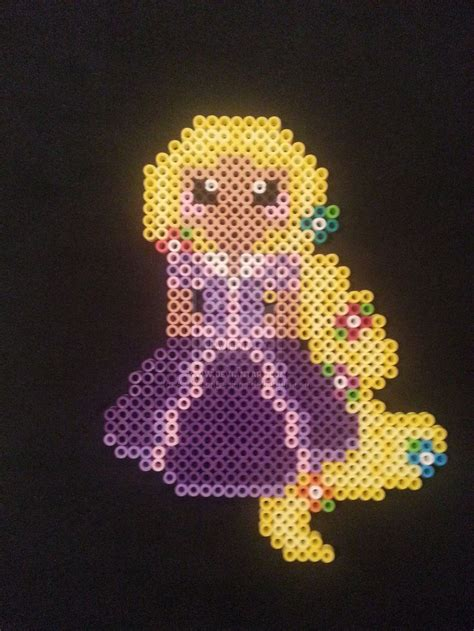 hama bead princess designs 17 best images about perler on rapunzel