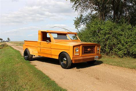 Ford Trucks by Custom Built All Wood Ford Truck