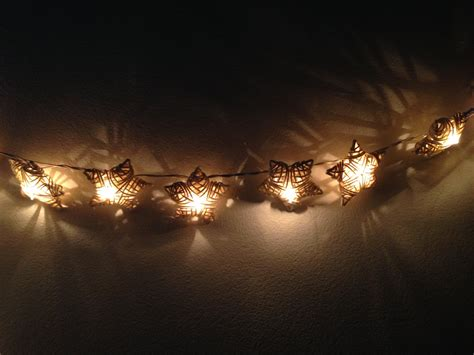 wicker string lights white rattan string lights for patioweddingparty and