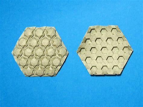 origami tessellations awe inspiring geometric designs puff ralf konrad elephant hide happy folding