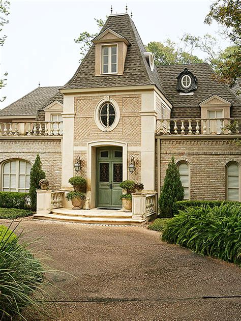 French Country designing a french country home in barrington il