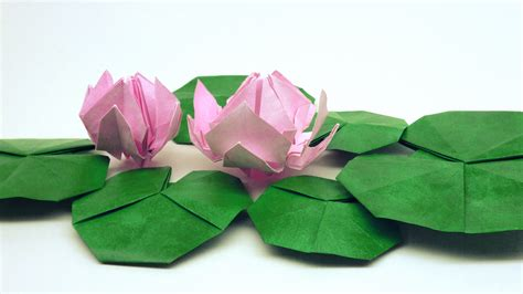 water origami gallery leaf origami