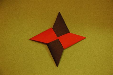 how to make origami shuriken origami tutorial how to make an origami