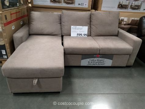 sectional sofa with chaise costco pulaski convertible sofa chaise