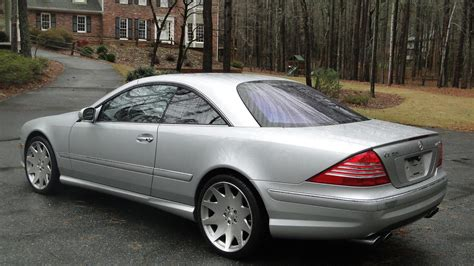 2003 Mercedes Cl55 Amg by 2003 Mercedes Cl55 Amg Coupe W129 1 Kissimmee 2013