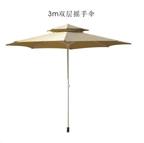 china patio umbrella with layer table umbrella