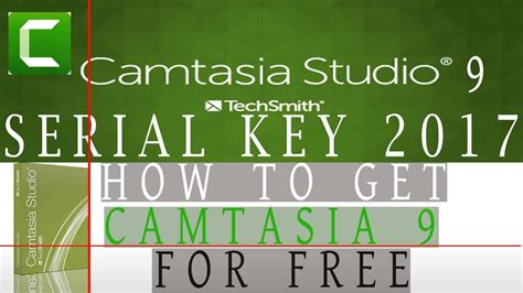 how to get studio for free how to get camtasia studio 9 free 2017 version with