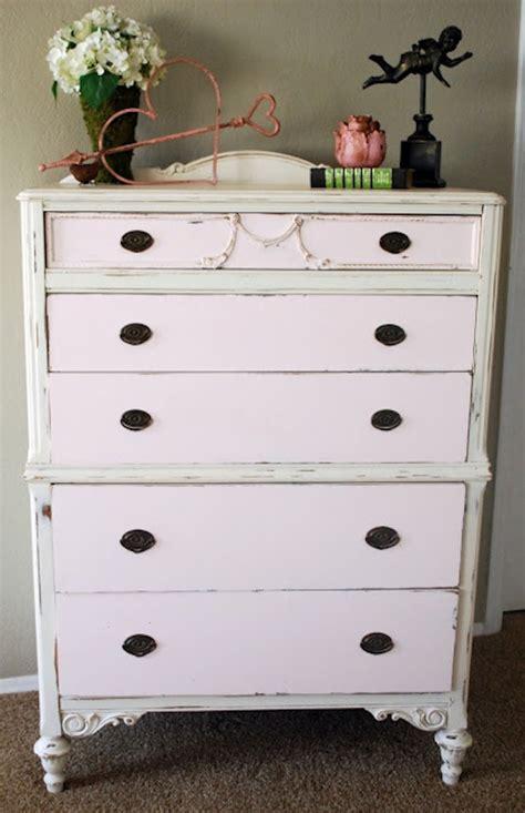 chalkboard paint dresser pink chalk paint dresser recipe clutter