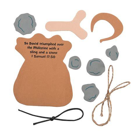 david and goliath crafts david goliath ornament craft kit ornament crafts