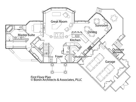 great house floor plans post and beam timber frame timber house lake