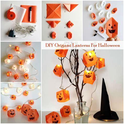 how to make origami lanterns diy origami lanterns for i diy