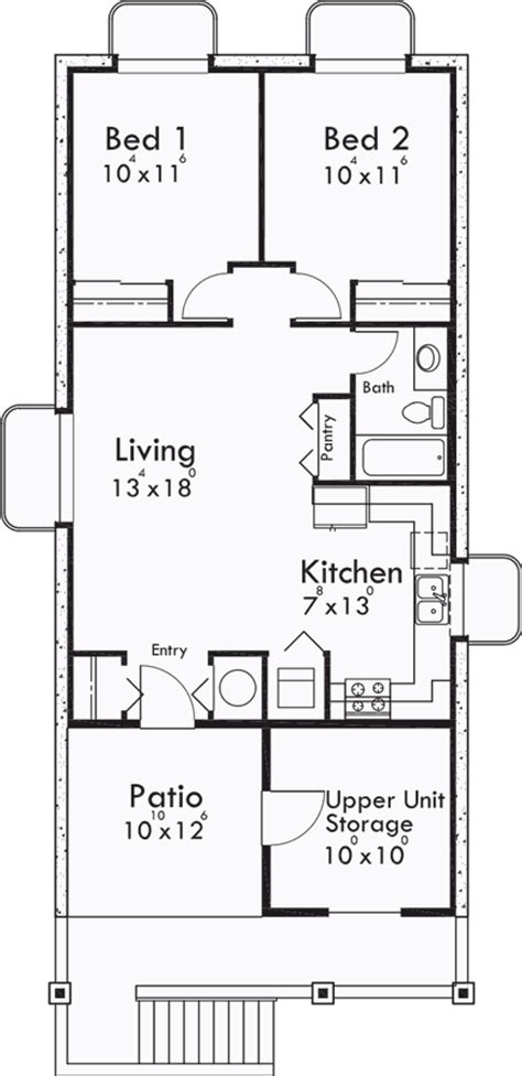 basement in suite floor plans multigenerational house plans two master suite house plans