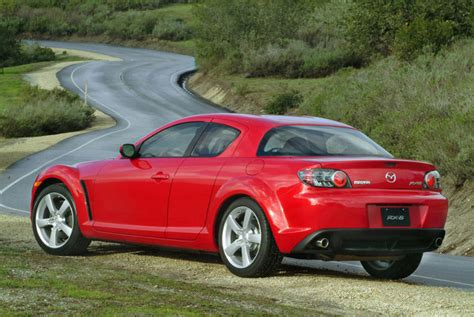 buy car manuals 2008 mazda rx 8 parking system 2008 mazda rx8 picture pic image