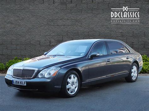Maybach Car For Sale by Used 2004 Maybach All Models Maybach V12 For Sale In